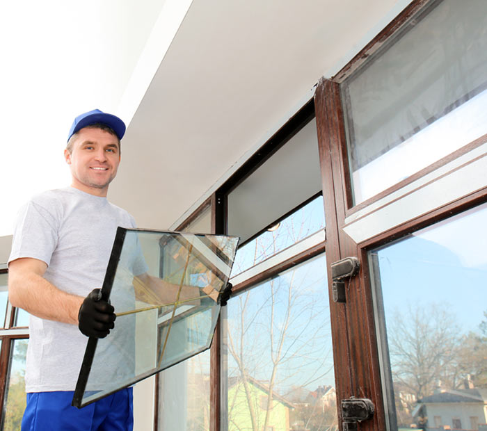 Entreprise de vitrerie à Quéven